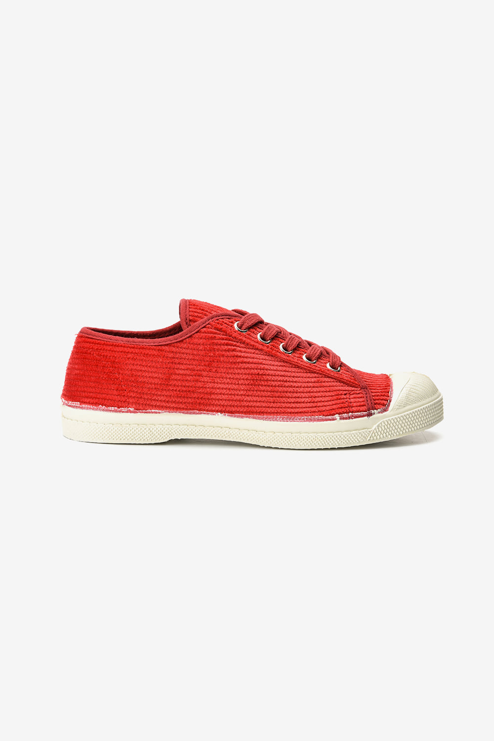 [Woman Romy Limited Corduroy] Red BS9FSO118RD