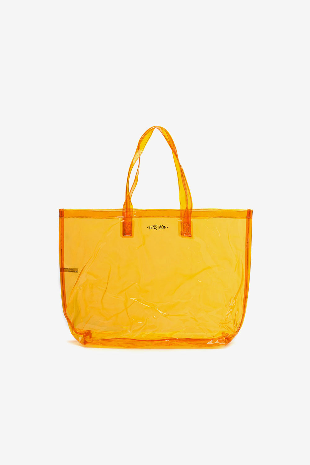 [Summer Line] Tote PVC_Orange BS9STB102