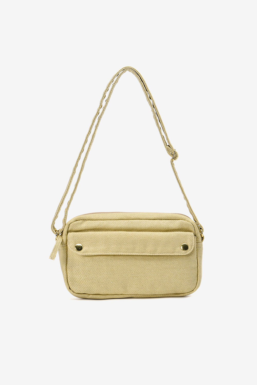 [Serge Authentique] Cross Body_Ivory BS9SCB102