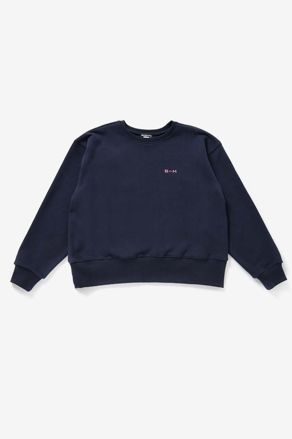 Slow B heavy MTM_Navy (UNISEX)BS9FMT203NV