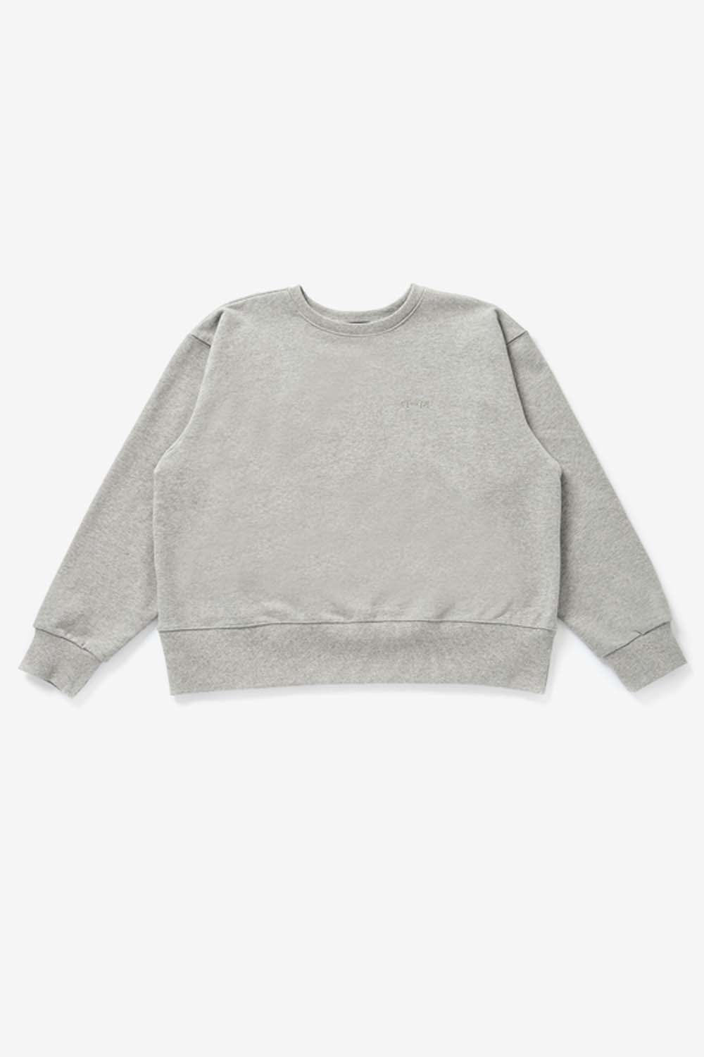 Slow B heavy MTM_Grey (UNISEX)BS9FMT203GR
