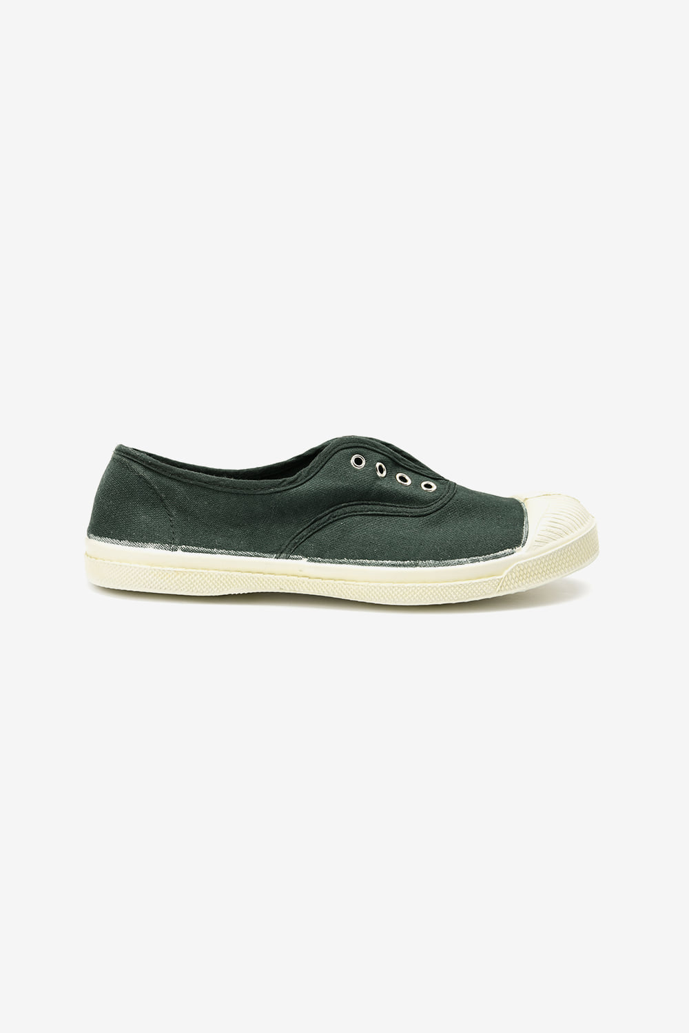 [Woman Elly] Dark green