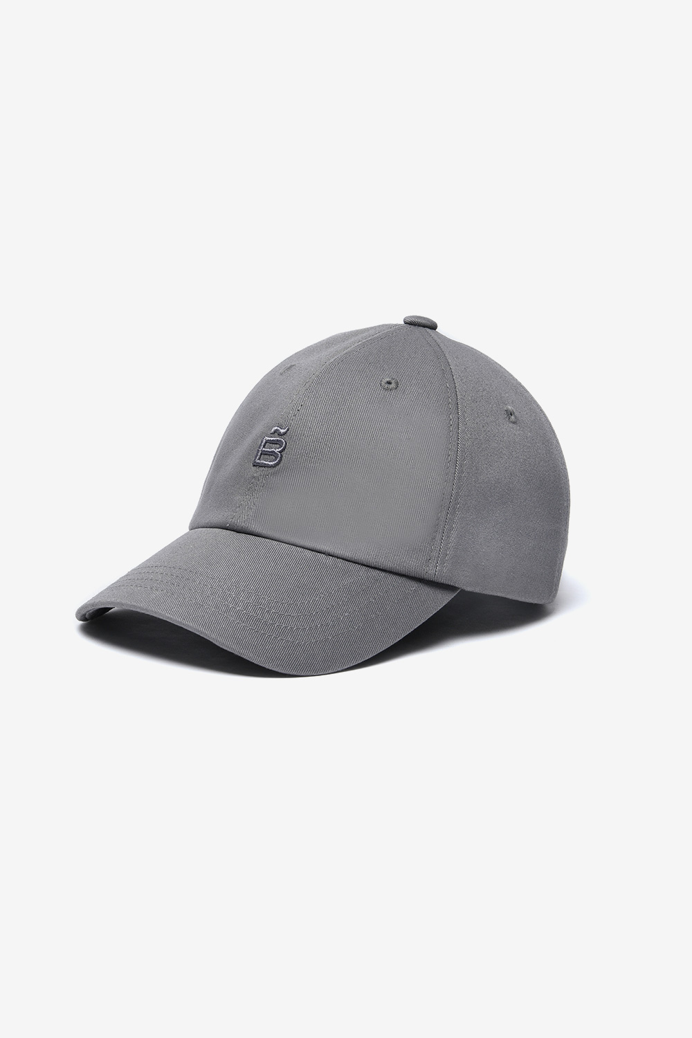 Slow B Basic Ball Cap_Grey BS0SCP501GR00F