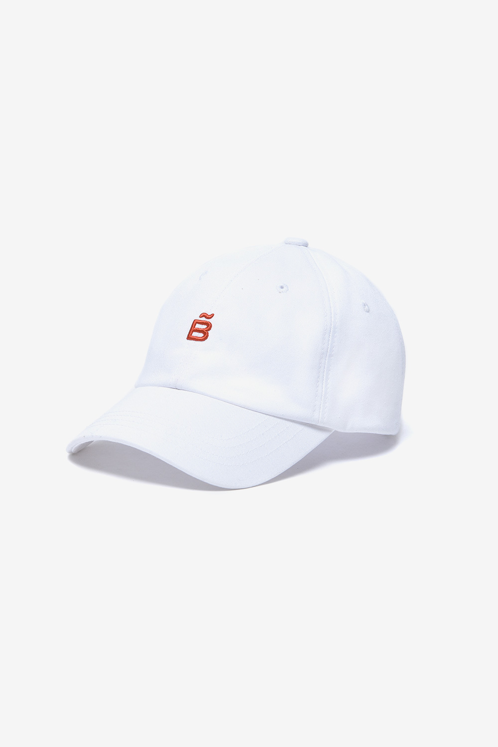 [5월 18일 배송] Slow B Basic Ball Cap_White BS0SCP501WH00F