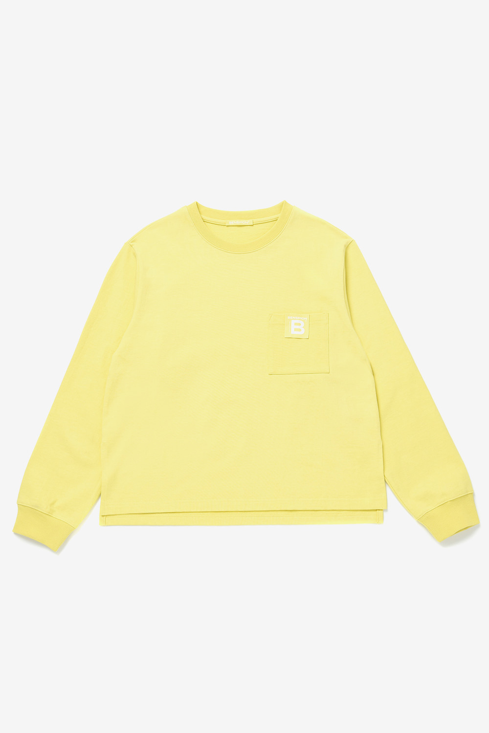 Original Label Long Sleeve_Yellow BS0STL203YL00F