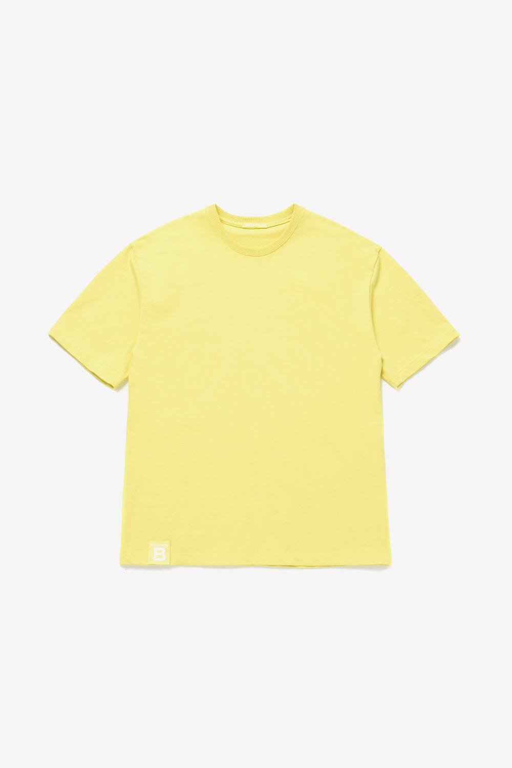 Original Label Over T(unisex)_Yellow BS0STS205YL00F