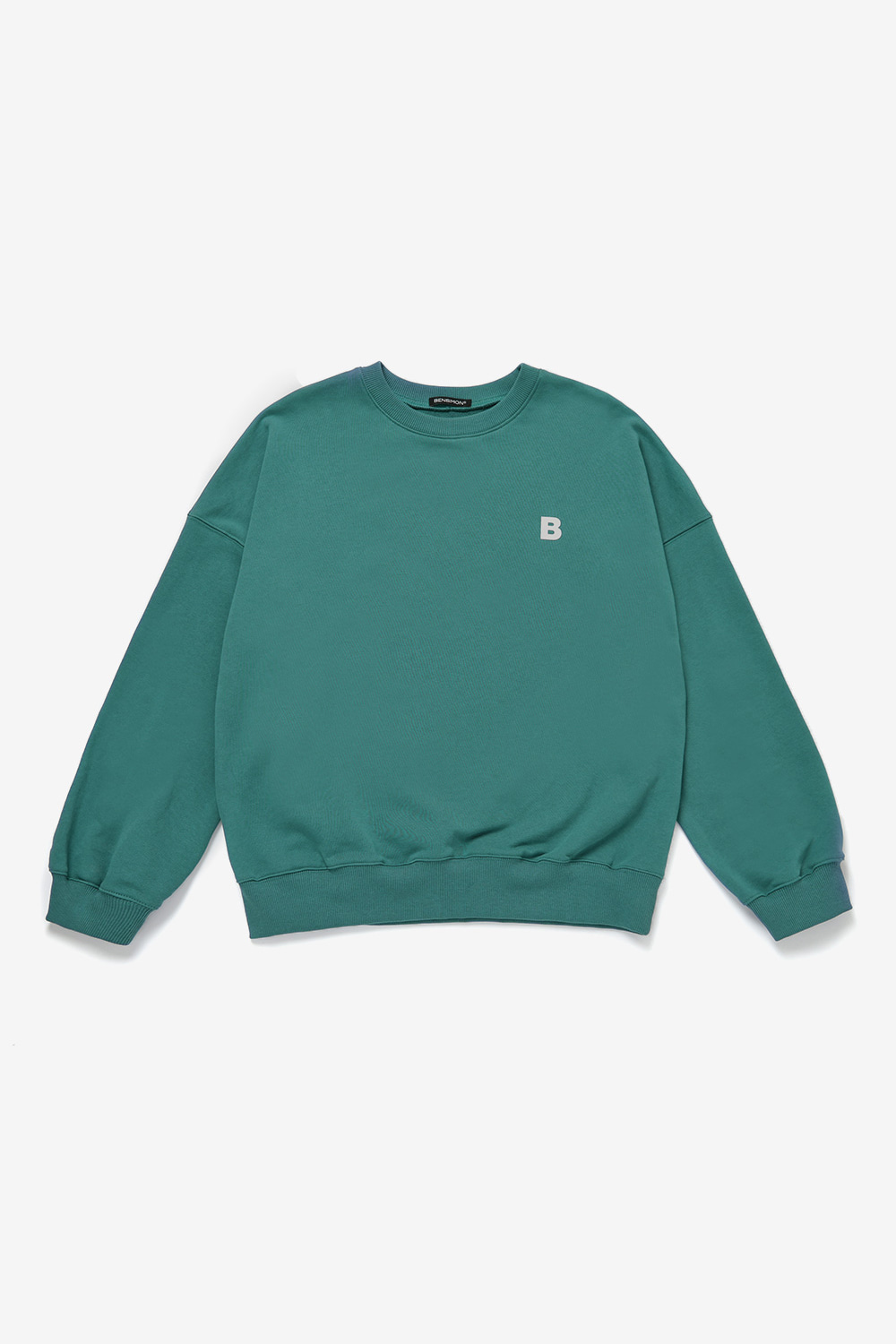B Logo Over MTM(unisex)_GreenBS0SMT207GN00F