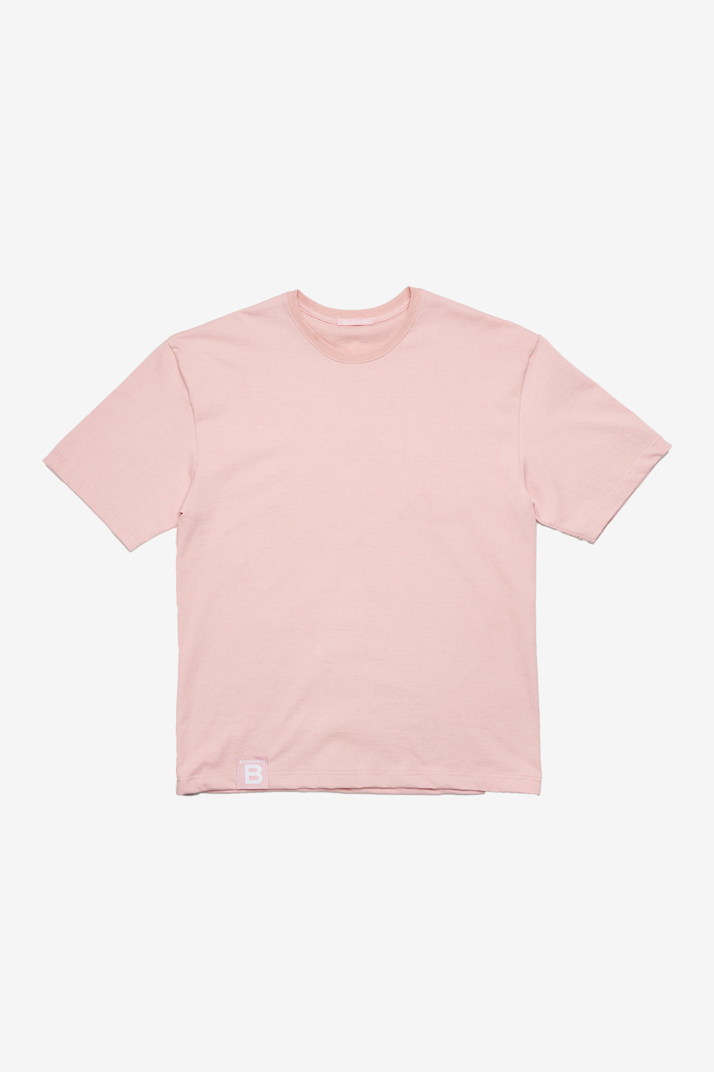 Original Label Over T(unisex)_Pink BS0STS205PK00F