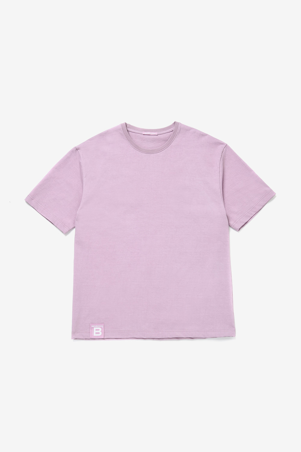 Original Label Over T(unisex)_Purple BS0STS205PP00F