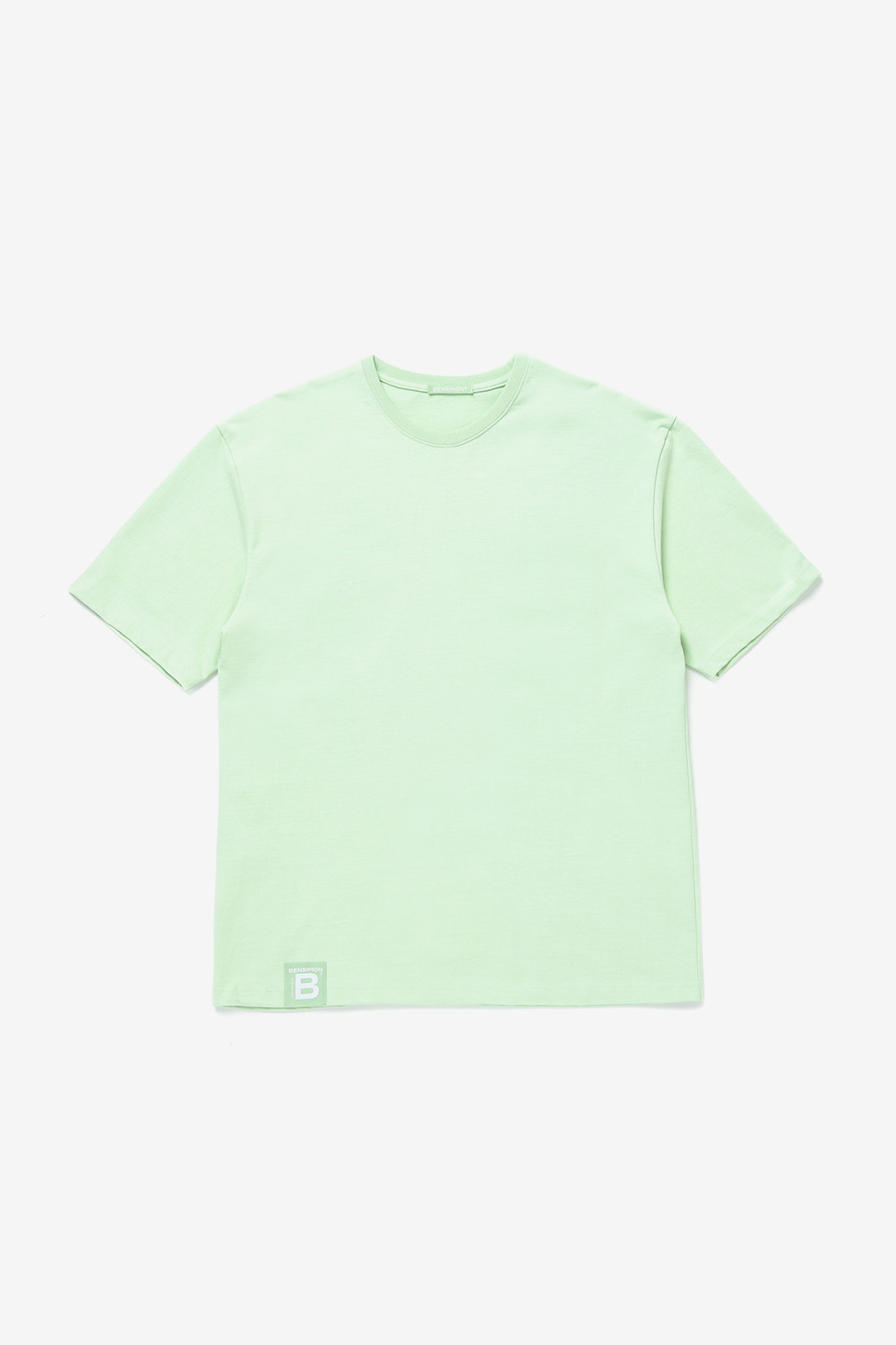 Original Label Over T(unisex)_Mint BS0STS205MT00F