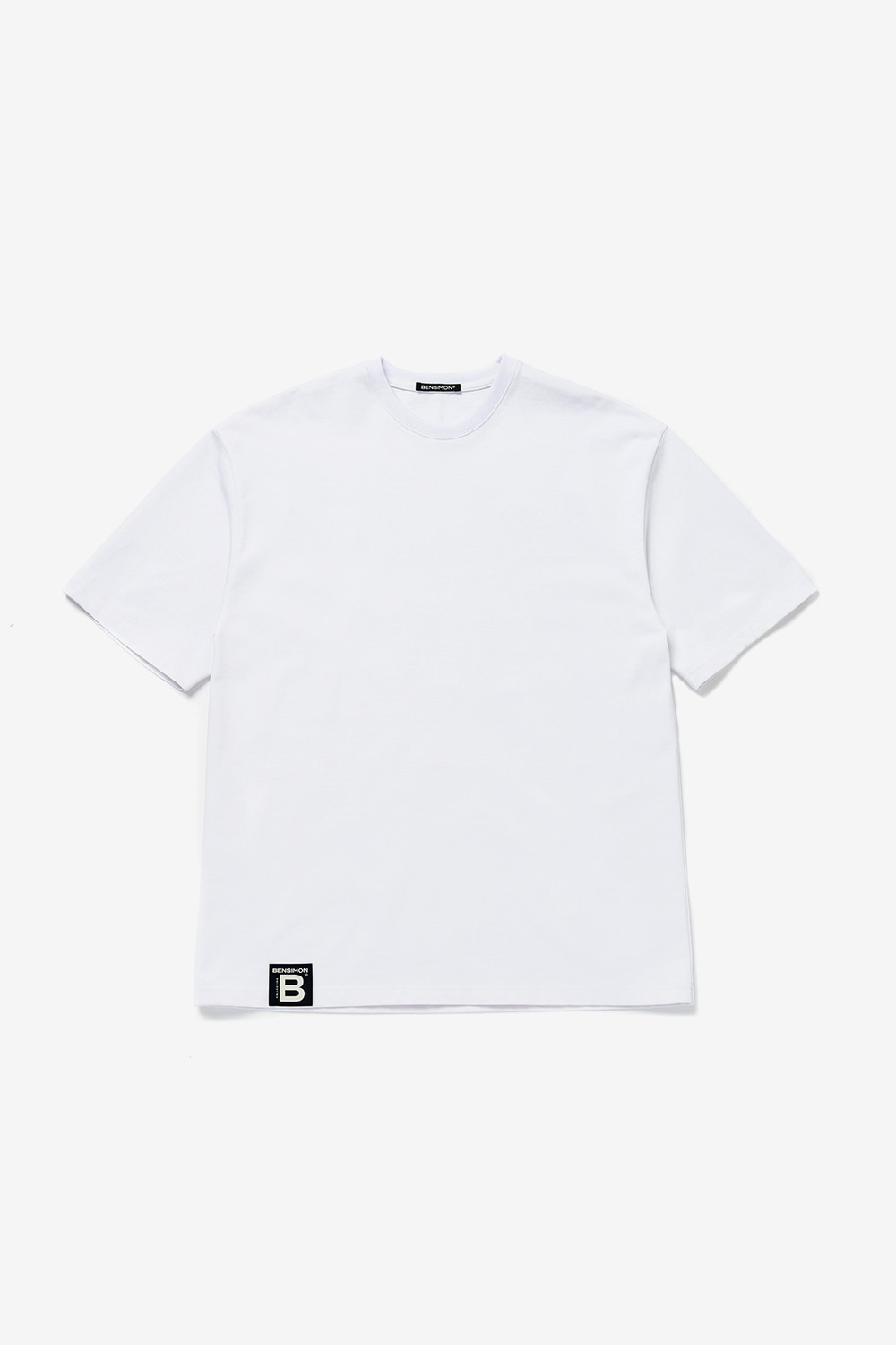 Original Label Over T(unisex)_White BS0STS205WH00F