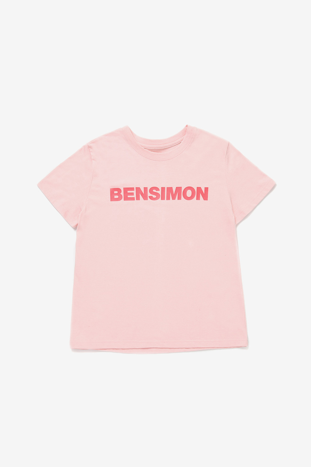 Woman T-Shirts_Pink BS0STS201PK00F