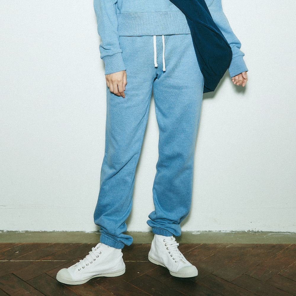 BENSIMON SWEAT JOGER PANTS - BLUE