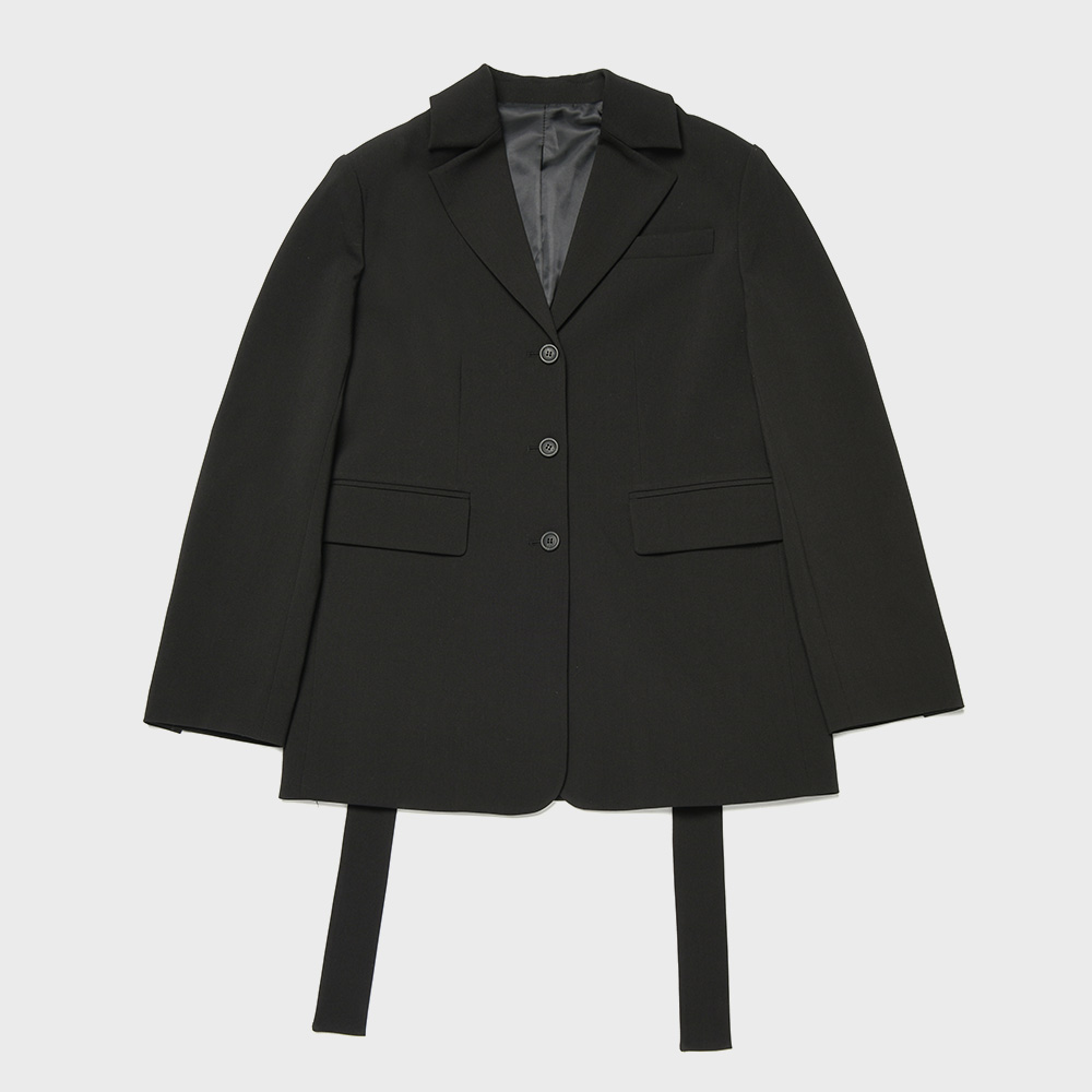 BENSIMON SET UP JACKET - CARBON