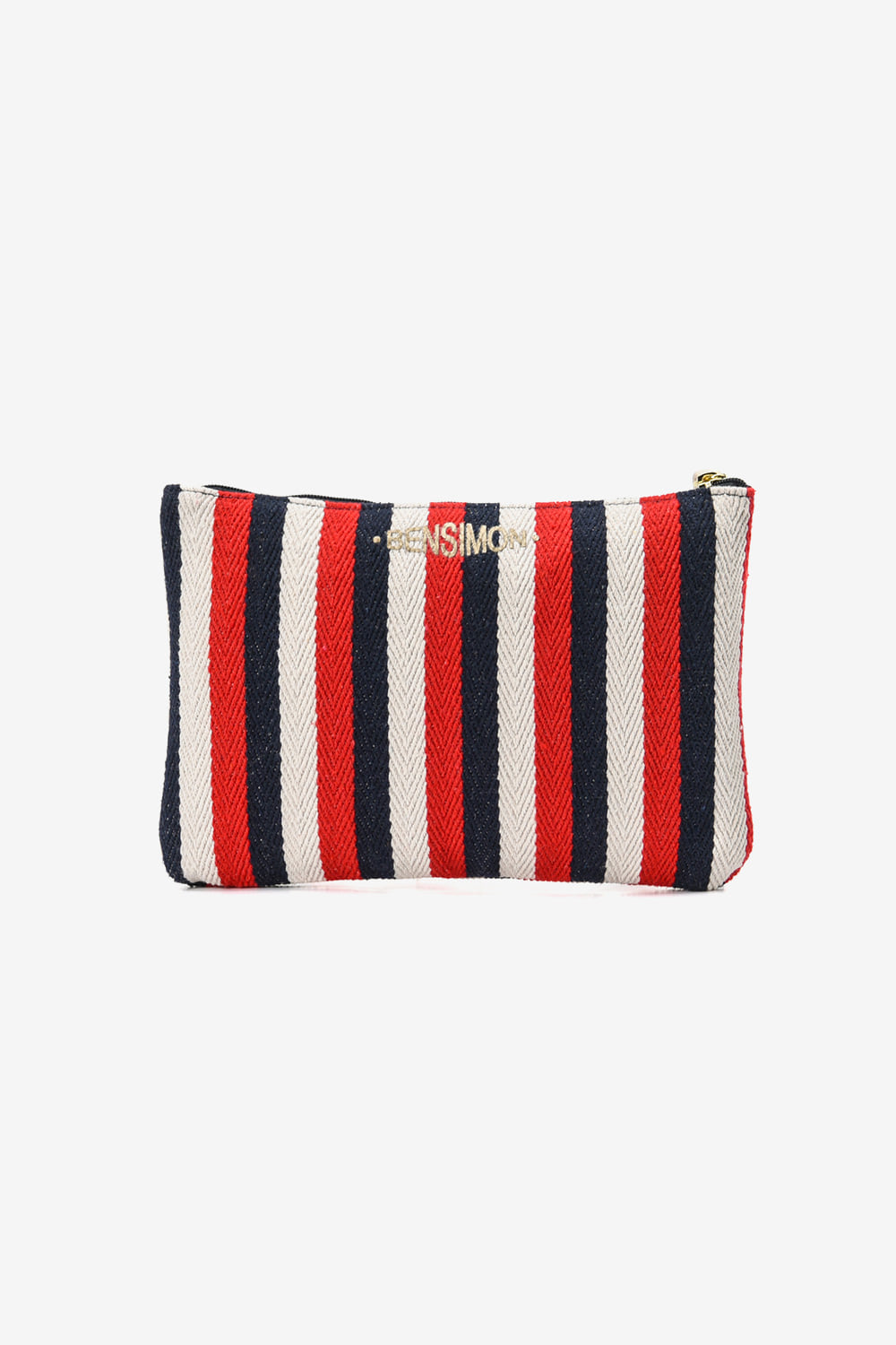 [Stripe Transat] Zipped Pocket_RedBS9SPO103